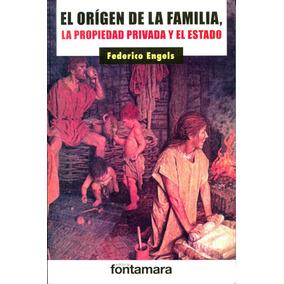 Origen De La Familia, La Propiedad Privada Y El Estado - Eng
