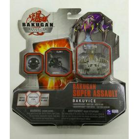 Bakugan Gundalian Invaders Super Assault Bakuvice #229