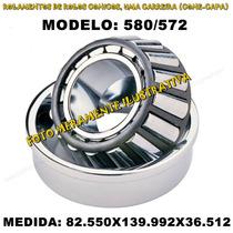 Rolamento Automotivo - 580/572 Med: 82.550x139.992x36.512