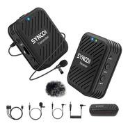 Lapela Wireless Synco Wair G1 A1 Rx + Tx Em 12x C/ Nfe