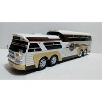 Autobus Sultana Panoramico Tres Estrellas De Oro Esc. 1:43