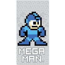 Toalla Mega Man Original Series Caricatura Video Juegos