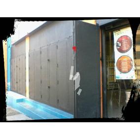 Puertas Y Portones De Seguridad Para Negocios (antisaqueos)