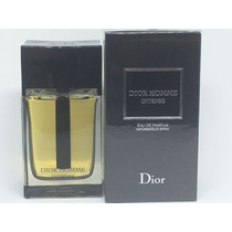 Perfume Dior Homme Intense Masculino 100 Ml + 2 Amostras