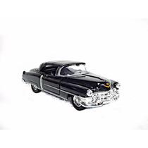 1953 Cadillac Eldorado Preto 1/43 Welly Diecast