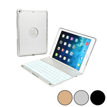 Capa Case Teclado Bluetooth Note Kee F1+ Ipad Mini 1 2 3 E 4