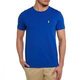Kit 3 Camiseta Basica Ralph Lauren Tommy Lacoste Slim Oferta