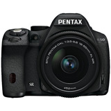 Cámara Pentax K50 Kit Lente 18-55mm 16mp Digital Slr