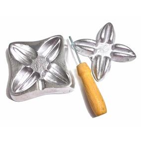 Frisador Eva Lírio Imperial Em Aluminio Fundido Promoção