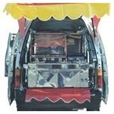 Kit Hot Dog Com Chapa Dupla Para Towner - Brinde Cobertura