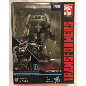 Transformers Studio Series Autobot Jazz Nuevo Sellado