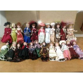 Colecao 23 Bonecas De Epoca D