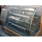 Cristal Vidrio Para Mostrador Pastelero Esquinero 1,39 X 67