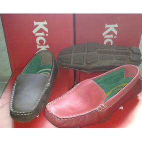 Mocasines Kickers Dama