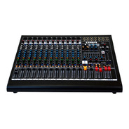 Mesa De Som 12 Canais Dbr Dm12 Usb Bluetooth Com Interface
