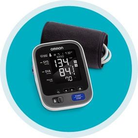 Monitor De Presión Arterial Brazo Omron Series 10 2usu Bp786