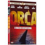 Dvd Orca - A Baleia Assassina - Original E Lacrado