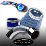 Kit Air Cool + Filtro Grande Vectra 2.0 2.2 8v 1997 A 2006