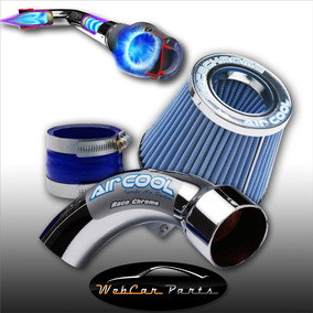 Kit Air Cool + Filtro Esportivo Vw Fox 1.0 Motor Ea111