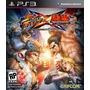 Street Fighter X Tekken - Ps3 - Midia Digital - 12 Gb