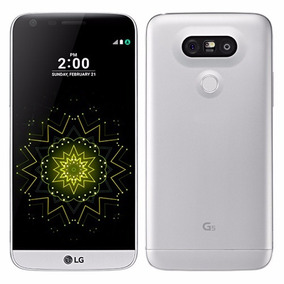 Lg G5 Silver 4g Snapdragon 820 32gb 4gb Sellada Logo Tmobile