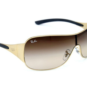 Oculos De Sol Mascara Carmim Dourado E Marrom Frete Gratis - Óculos ... 805c199f65