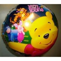 Globos De Winnie Pooh X Unidad - 45 Cm