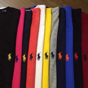 Kit 3 Camisetas Polo Ralph Lauren Originais Atacado!!!