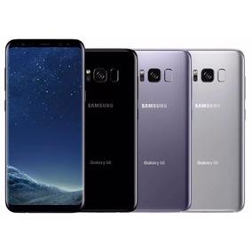 Samsung Galaxy S8 64gb 4g Lte Libre Meses Sin Intereses