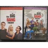 The Big Bang Theory Temporadas 1 Y 3 Dvd Original (6 Dvds)