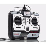 Rádio Simulador De Vôo 6 Canais Usb R/c - Frete Grátis
