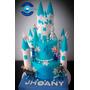 Torta Cumpleaños Castillo Frozen Personalizadas