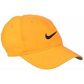 86816e9da51fd Gorra Nike De Golf Para Hombre Tamaño Ajustable-amarilla