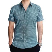 Camisa M/c Estampado Four Dice