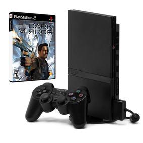 Playstation 2 Desbloqueado + Jogo + Controle