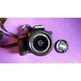 Nikon D5500 Pantalla Táctil Y Wifi
