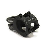 Stem Mtb Super Corto 31.8 Aluminio Zoom 0° Grados Bora Bikes