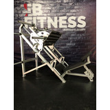 Prensa 45 Grados Reforzada Marca Fb Fitness Big Gym