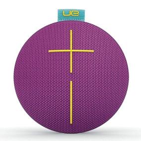 Parlante Ue Roll Violeta Bluetooth Inalambrico Portatil