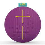Parlante Ue Roll Violeta Bluetooth Inalambrico Portatil