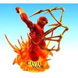 Guerra Civil Ara¿a De Hierro - Busto Hombre