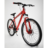 Bicicleta Fast Line Monk Aluminio Suspensión Shimano