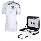 Camiseta Y Morral Techfit De La Selección De Alemania 2013