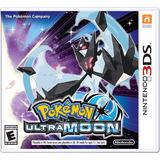 Nuevo Pokemon Ultra Moon Nintendo 3ds 2ds Español Sellado