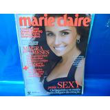 Revista 224 Marie Claire Giovanna Antonelli Magra Em 3 Meses