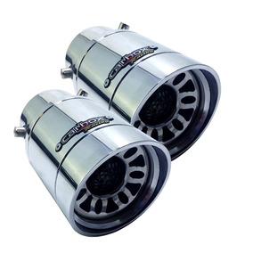 Ponteira Extreme Turbo Alumínio 2 Unidades Carbox Racing