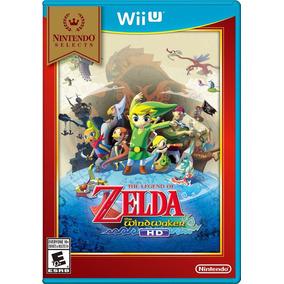 Zelda The Wind Waker Hd Nuev Nintendo Wii U Dakmor Canj/vent