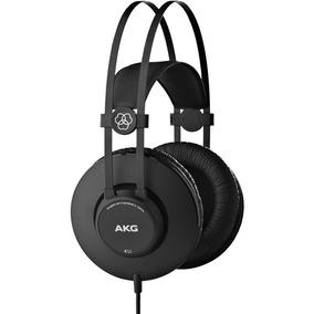 Fone Ouvido Akg Over Ear K52 Profissional Ks - Goiás Musical
