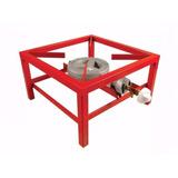Anafe Industrial 1 Hornalla 10000 Cal. Quemador Gas Envasado