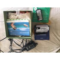 Câmera De Vídeo Digital Handycam Sony Dcr-sr82